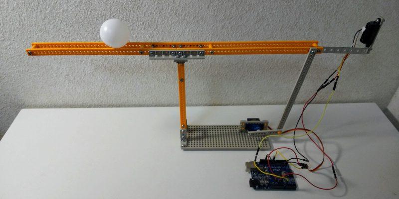 ボール&ビーム実験装置