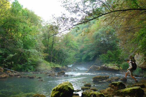 Hike Explore Landscape Adventure  - dijanapeno / Pixabay